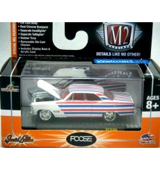 "M2 Machines Foose Design Series - 1967 Chevrolet ""Cherry"" Nova"
