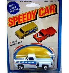 Speedy Car - 1970's Chevrolet Stepside Pickup Truck