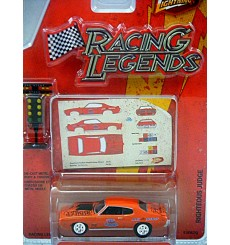 Johnny Lightning Racing Legends Righteous Judge 69 GTO NHRA Race Car
