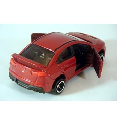 Tomica - Mitsubishi Lancer Evo