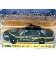 Greenlight County Roads - Albany County Ford Police Interceptor