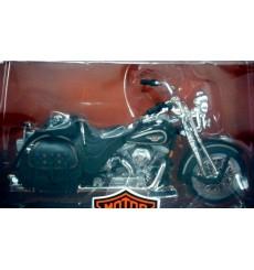 Maisto Harley-Davidson Series 20 - 2004 FLSTFI Fat Boy