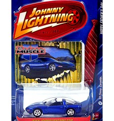 Johnny Lightning Modern Muscle Chevrolet C5 Corvette Coupe
