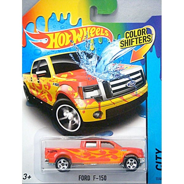 Hot Wheels Color Shifters Ford F 150 Pickup Truck Global Diecast Direct