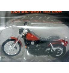 Maisto Harley Davidson (1:24 Scale) 2002 FXDX Dyna Super Glide Sport
