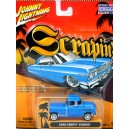 Johnny Lightning 1955 Chevrolet Cameo Lowrider Pickup Truck