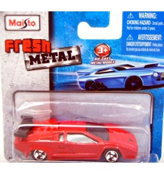 Maisto Fresh Metal Series - Lamborghini Countach