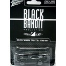Johnny Lightning - Black Bandit - 1963 Corvette Split Window Corvette