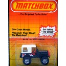 Matchbox - Jeep Laredo 4x4
