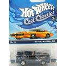 Hot Wheels Cool Classics - 1984 Ford Mustang SVO