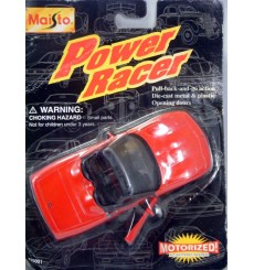Maisto Power Racer Series -  Corvette C5 Convertible