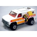 Hot Wheels (1989) - Baja Breaker ATV Race Team Truck