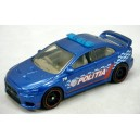 Matchbox - Mitsubishi Lancer Evolution X Police Car - Politia