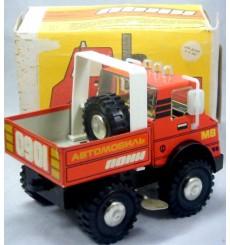 Russian Mechanic Tin Toy Truck - Kot Leopold - Poni