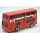 Corgi Juniors - See More London - Daimler Double Decker Bus