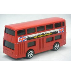 Corgi Juniors - The London Standard - Daimler Double Decker Bus