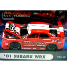 Muscle Machines Import Tuners - Subaru WRX