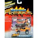 Johnny Lightning Street Freaks 1968 Chevrolet Corvette Coupe