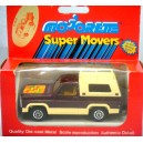 Majorette Super Movers Chevrolet Blazer (1:38 Scale)