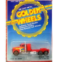 Golden Wheels - Big Rig Cabover Truck