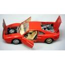 Bburago 1:24 Scale - 1984 Ferrari GTO