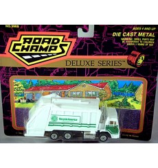 Road Champs Deluxe Series - Recycle America Garbage Truck