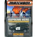 Matchbox - Supreme Hero Collection - Ford Explorer Highway Patrol Police Truck