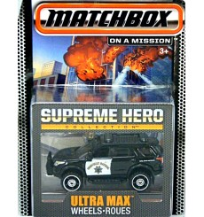 Matchbox - Supreme Hero Collection - 1963 Mack Model B Fire Truck