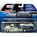 Maisto Elite Transport - 1950 Mercury Convertible & Flatbed Tow Truck