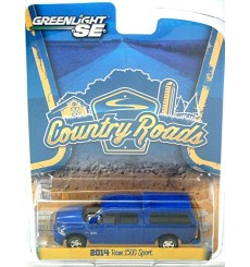 Greenlight Country Roads - Dodge RAM 1500 Crew Cab Pickup Truck