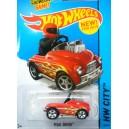 Hot Wheels - Pedal Driver - Hot Rod Pedal Car