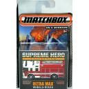 Matchbox Supreme Hero Collection - Hazard Squad Emergency Fire Truck
