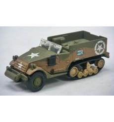 Johnny Lightning - Lightning Brigade D-Day WWII M1 Army Half Track