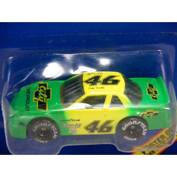 Matchbox Days Of Thunder Cole Trickle City Chevrolet Nascar
