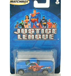 Matchbox Justice League TVR Tuscan S Sports Car