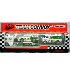 Matchbox Super Stars Dale Earnhardt Team Convoy Set