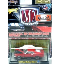 M2 Machines Muscle Cars 1970 Ford Mustang Mach 1