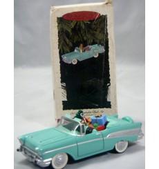 Hallmark - Classic American Car Series - 1957 Chevrolet Bel Air Convertible