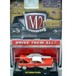 M2 Machines Auto-Thentics - 1957 Desoto Fireflite