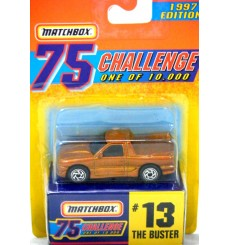 Matchbox Challenge Series The Buster Tuner Pickup Chase Truck