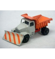 Matchbox Regular Wheels Scammell Mountaineer Snow Plow
