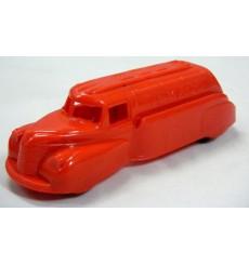 Thomas Toys (No.077C) Postwar Convertible with Driver