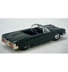 Johnny Lighting Frightning Lightning - Elvira Macabre Custom Ford Thunderbird