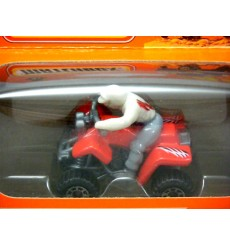 Matchbox 4 Wheeler ATV Motorcycle