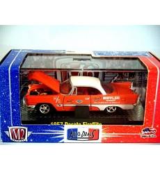 M2 Machines Auto-Drags - 1957 DeSoto Fireflite NHRA Race Car