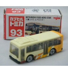 Tomica Mistubishi Fuso Aero Star City Bus