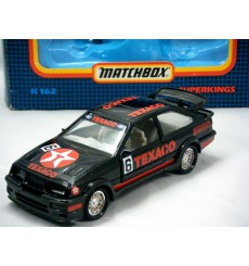 Matchbox (K-162) - Ford Sierra Texaco Race Car