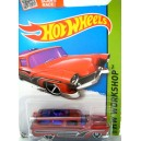 Hot Wheels 1955 Ford Station Wagon - 8 Crate
