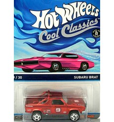 Hot Wheels Cool Classics - Subaru Brat Pickup Truck