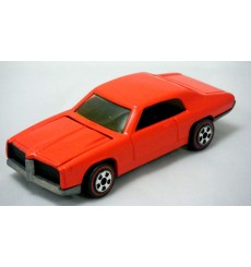 Johnny Lightning Commemorative Series - Custom Pontiac GTO